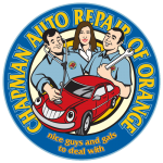 Chapman Auto Repair of Orange Logo