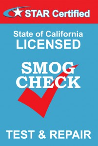 Chapman Auto Repair STAR Certified Smog Inspection Test & Repair Station